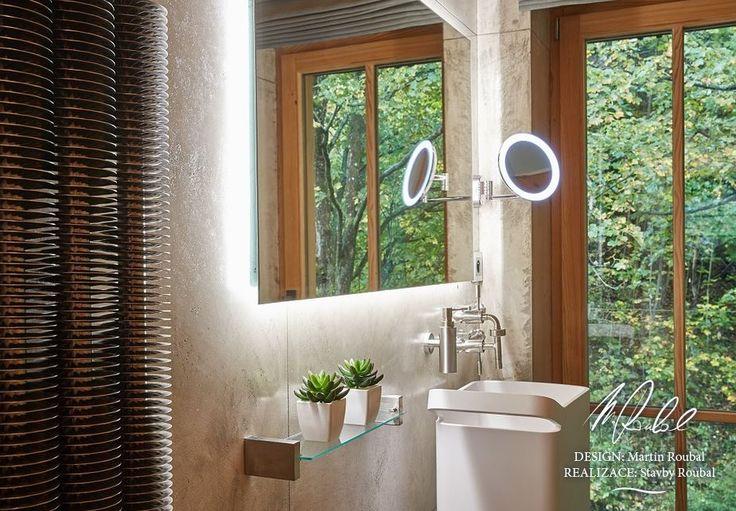 koupelna na chalupě Brusírna, Krkonoše