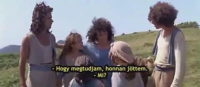 Gyönyörű Zöld (La Belle Verte, 1996, teljes film, magyar felirattal) on Vimeo
