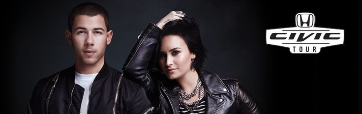 Enter for your chance to win an autographed Demi Lovato St. Louis Blues jersey + a 4-pack of tickets to Demi Lovato & Nick Jonas' #HondaCivicTour at…