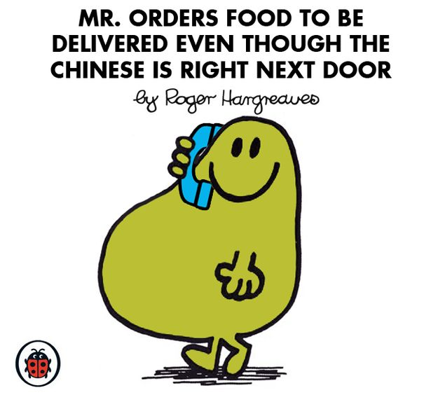 """16 """"Mr Men"""" And """"Little Miss"""" Characters That Sum Up London"""