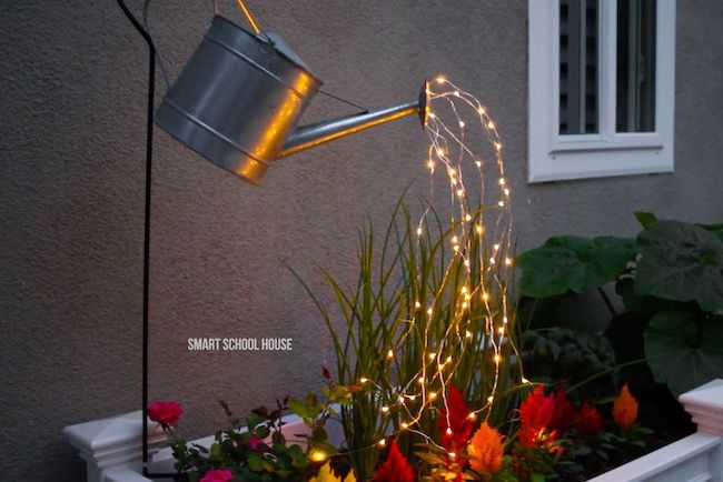 21 Best Watering Can With Lights Images On Pinterest
