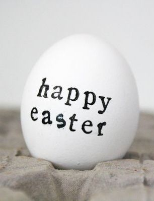 Happy Easter to my followers