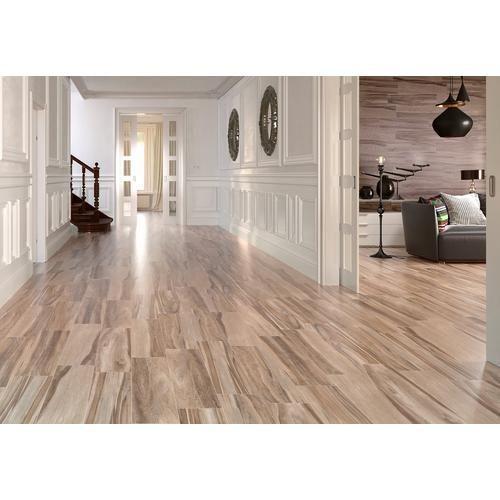 Herringbone Wood Floor Tile