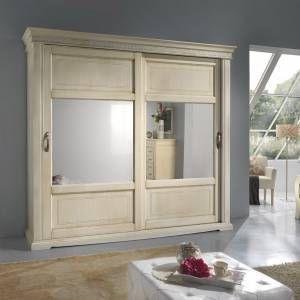 Oltre 1000 idee su specchi per la camera da letto su - Armadio 2 ante scorrevoli ikea ...