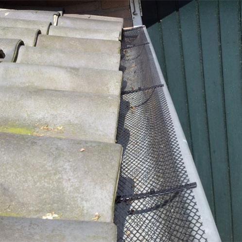 Bladvanger voor elke dakgoot - gootdrain nu 6m. Voor € 9,95niet langer elk jaar de ladder op voor het reinigen van de dakgoot. Vermijd dit vervelende en bovendien gevaarlijke klusje aan uw huis.