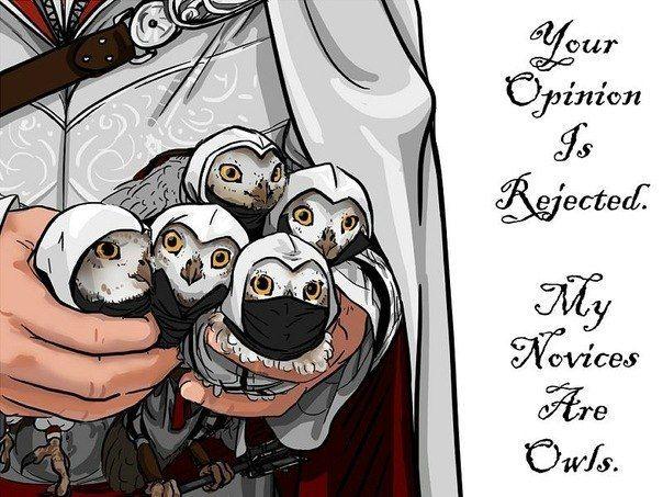 Assassin's Creed Brotherhood Humor