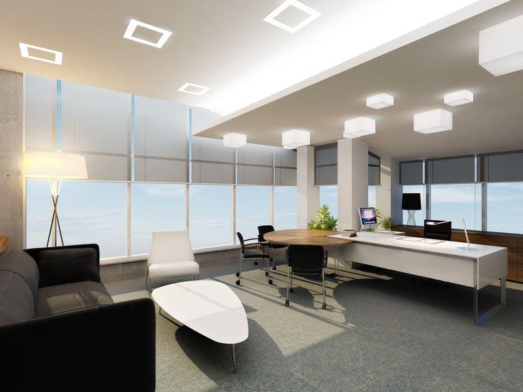 An office project by Net Mimarlık.