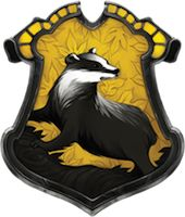 I'm in Hufflepuff! What about you?