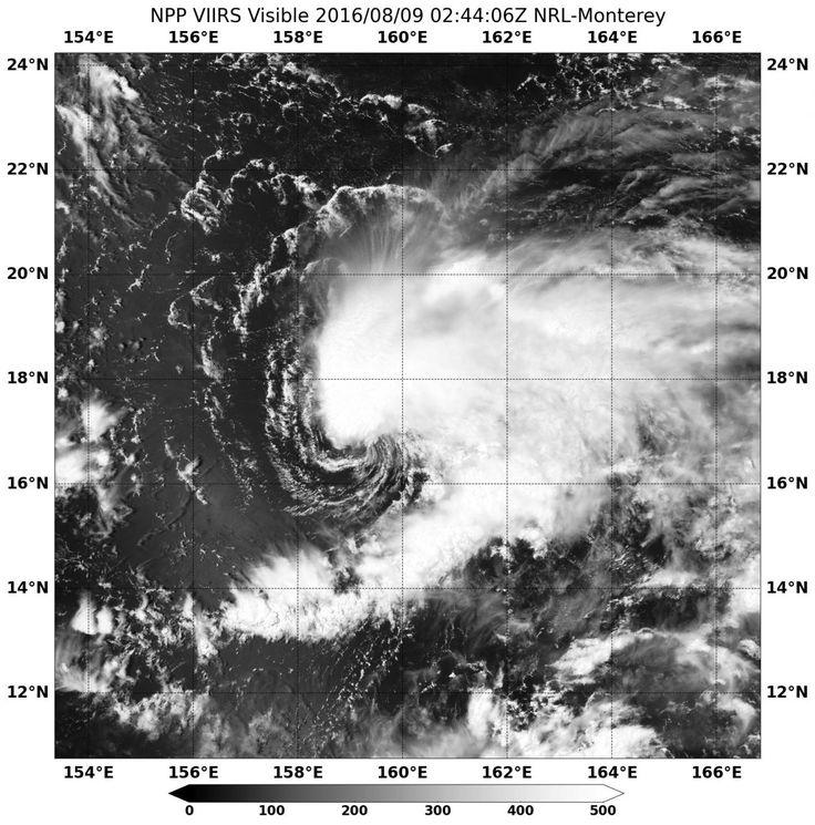 NASA spots Tropical Storm Conson facing wind shear - https://scienmag.com/nasa-spots-tropical-storm-conson-facing-wind-shear/