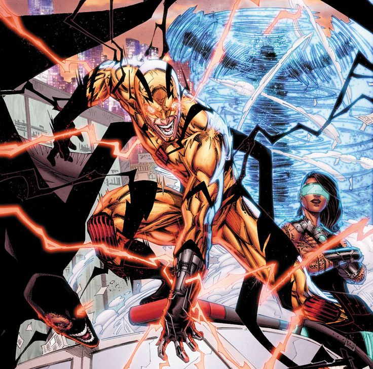 Professor Zoom - DC Comics 101: What's the Difference Between the Reverse-Flash and Zoom | DC Comics