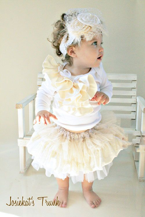 absolutely adorable!!!!!Baby Kids, Skirts, Tutu, Birthday Outfit, Baby Things, Birthday Photos, Baby Girls, Hair Accessories, Cute Outfit