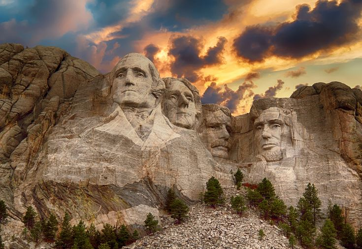 CyArk is an organization building an online library of 3D models of the world's cultural heritage sites. Mount Rushmore is one of the place...