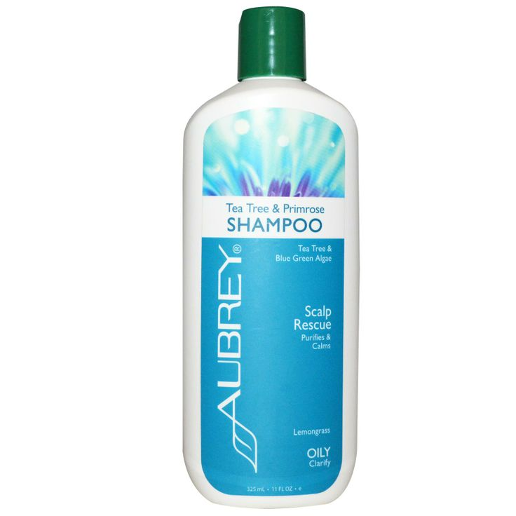Aubrey Organics, Scalp Rescue Shampoo, Tea Tree