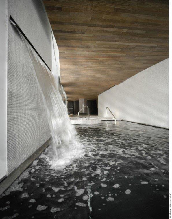 Scandinave Les Bains Vieux-Montréal Spa Interior Design by Saucier + Perrotte Architectes - JUVINTERIOR
