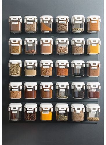 Organise your kitchen with Mobin Storage