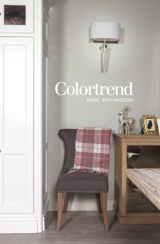 Ciara Drennan Interior Design. Walls: Shark Fin 0574 in Ceramic Matt finish. Woodwork: Pink Chocolate in Satinwood finish & Metro 0530 in Satinwood finish.