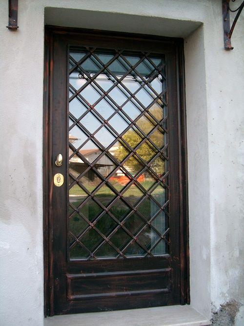 Image Result For Porta Ferro Battuto E Vetro Doors Doors