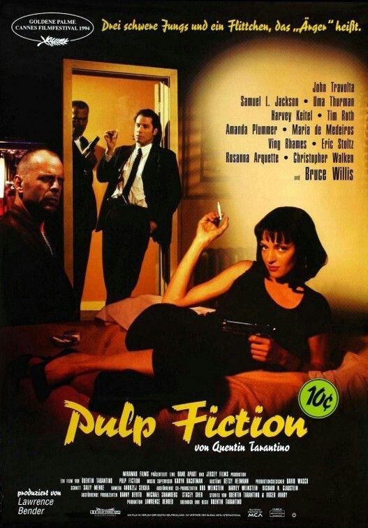 Watch Pulp Fiction