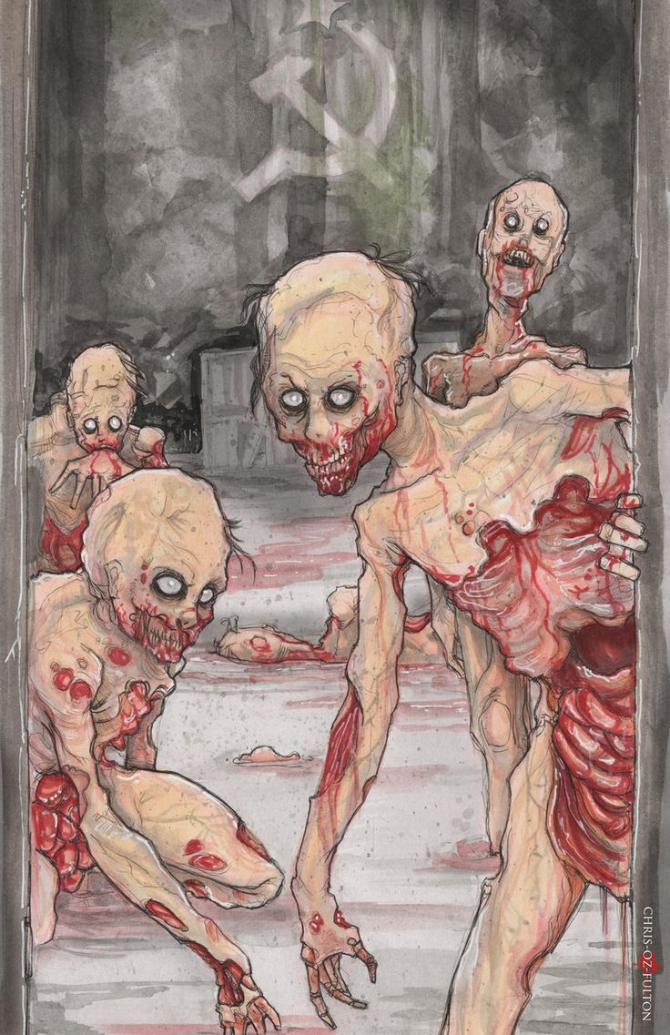 The Russian Sleep Experiment Creepypasta by ChrisOzFulton.deviantart.com on @DeviantArt