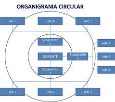 Resultado de imagen para tipos de organigramas