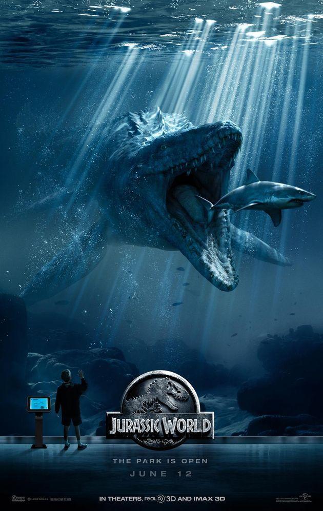 Jurassic World : Plus d'un demi-milliard de recettes en 4 jours ! (...) - Unification France