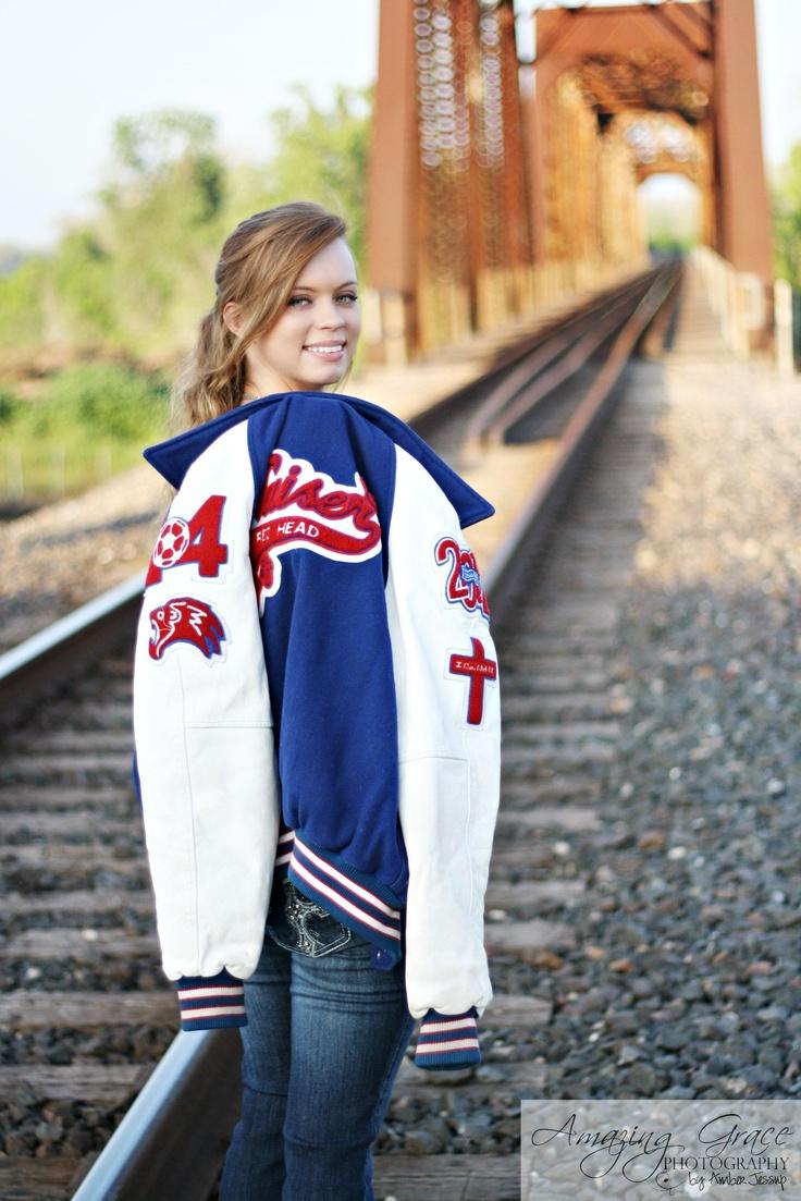 High School Letter Jacket Millard North