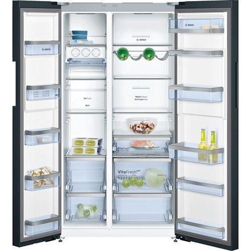Välkommen till Produkter - Kylskåp och frysar - Side by Side - Amerikanska side by side - KAN92LB35 Bosch Home