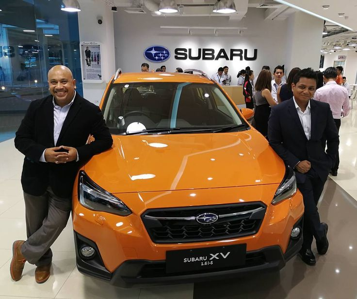 Rene from Revv Motoring at the launch of the new Subaru XV 1.6 i-s here in Singapore at the Subaru Showroom at Leng Kee. #sgcarshoots #sgexotics #speed#sgcaraddicts #singapore #sgcars #sportscars #revvmotoring #nurburgring #instacar #carinstagram #hypercars #monsterenergy #excitement #goforbold #visit_singapore #carswithoutlimits #fastcars #drifting #motorsports #love #gopro #monsterenergysg #instagrammers #supercarlifestyle #speedy
