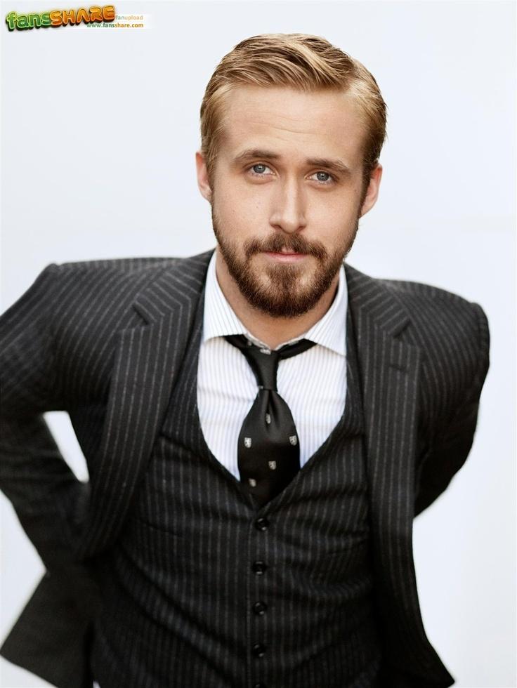 Ryan Gosling: Beards, This Man, Ryan Gosling, Librarians Humor, Girls Generation, Future Husband, Hey Girls, Suits, Girls Memes