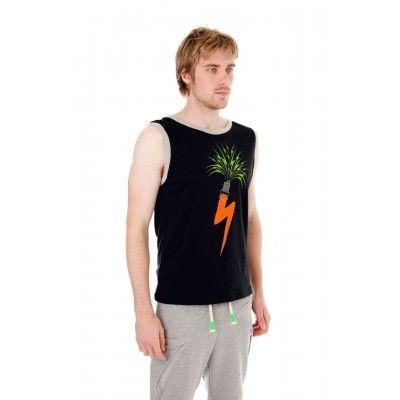 Rock Carrot Vest Black AU$55. #men #fashion #sportswear