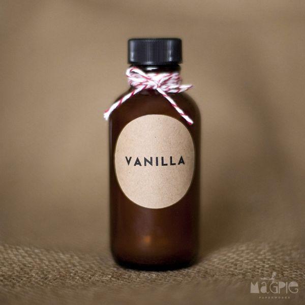 DIY- Homemade Vanilla Extract