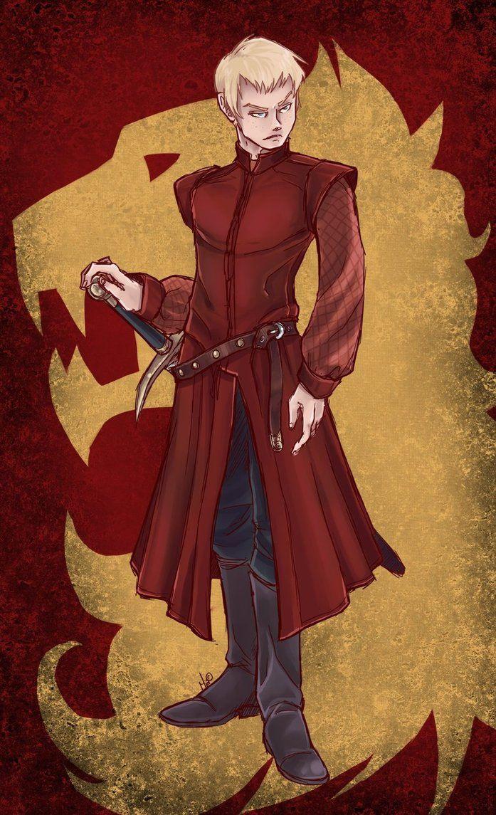 "Joffrey Baratheon by robotRainbows. ""Joffrey is truly a little shit."""