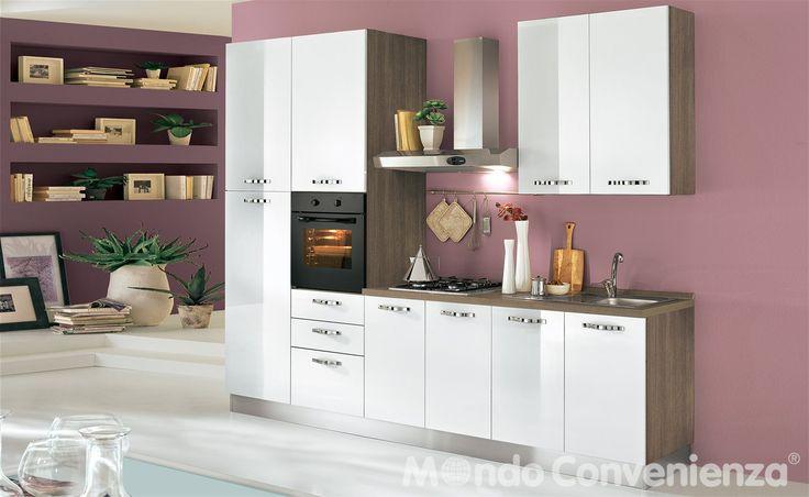 Cucina sara cucina bloccata composizioni bloccate - Il mondo convenienza cucine ...