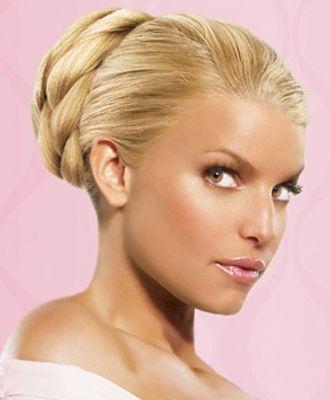 107 Best Sleek Amp Smooth Updos Images On Pinterest