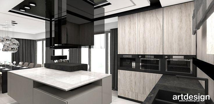 RETURN TO THE SOURCE | W2 | Wnętrze domu | Nowoczesna, funkcjonalna kuchnia