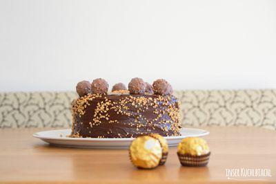 inser Kuchlbiachl: Ferrero Rocher Torte - à la Sally