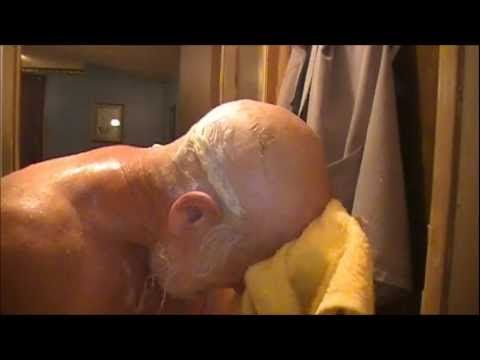 Angry Grandpa- Nair Removal Prank