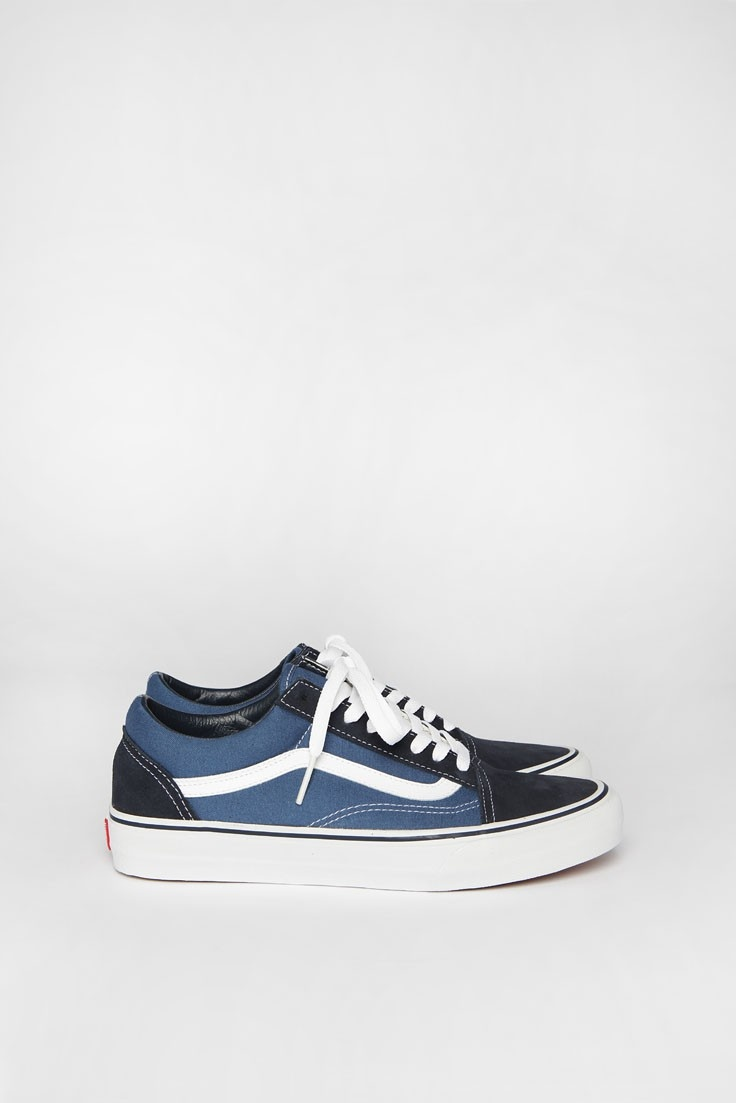 Vans Old Skool via PLUS PAST. Click on the image to see more!
