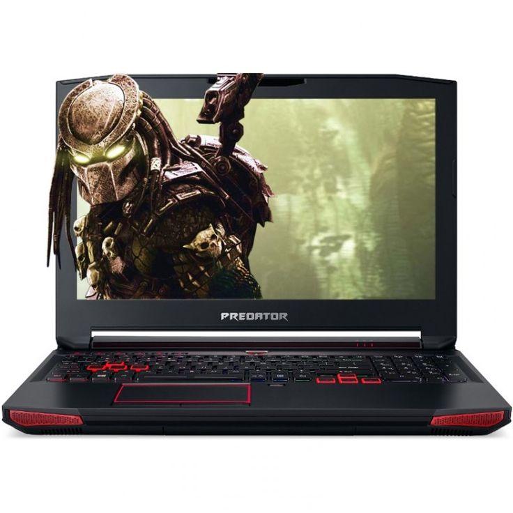Laptop Acer Predator G9-792 Gaming 17.3 Inch Ultra HD Intel Core I7-6700HQ 64 GB DDR4 1 TB HDD 2x 512 GB SSD nVidia GeForce GTX 980M 8 GB GDDR5 Linux