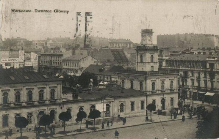 Dworzec Wiedeński.