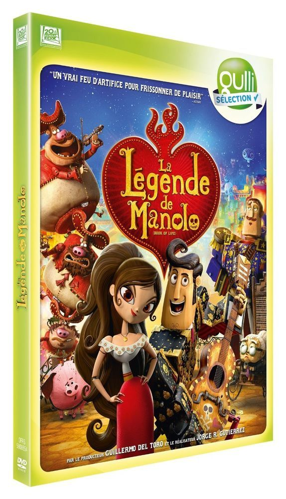 La Légende de Manolo  DVD + Digital HD  - DVD