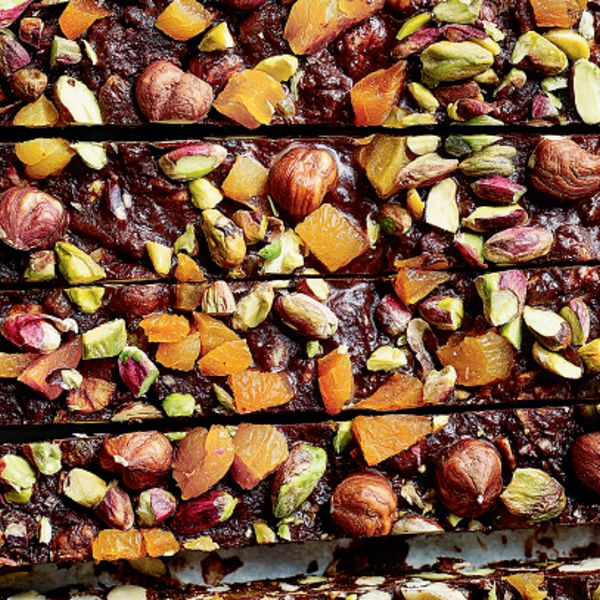 Everyone can enjoy Indy Power's gluten and dairy free Rocky Road from The Little Green Spoon. Packed with naturally sweet ingredients, you can enjoy this sweet treat guilt-free!