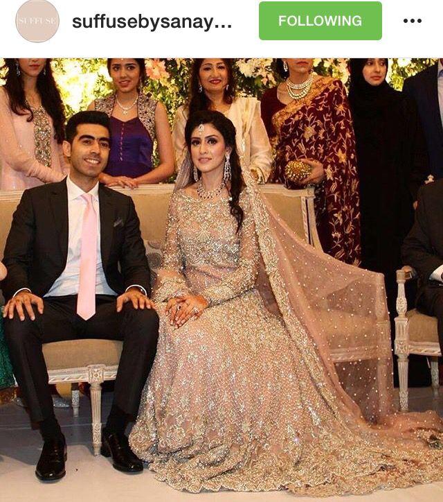 Suffuse! Pakistani couture