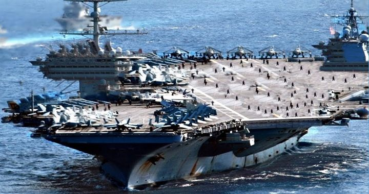Gerald R. Ford-class - The Largest Aircraft Carrier in The World | Navy aircraft carrier,  Aircraft carrier, Ford aircraft carrier