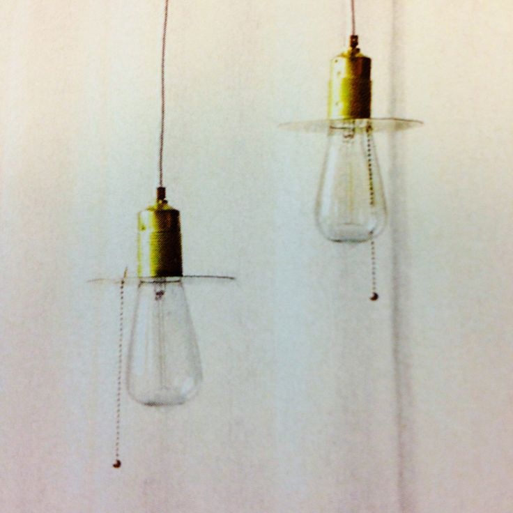 Lampa goldie, naked bulb fr Artilleriet