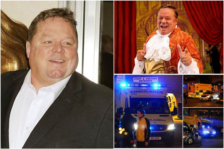 Wife of Ted Robbins appeals for doctor who saved his life at Phoenix Nights Live show to come forward - Manchester Evening News