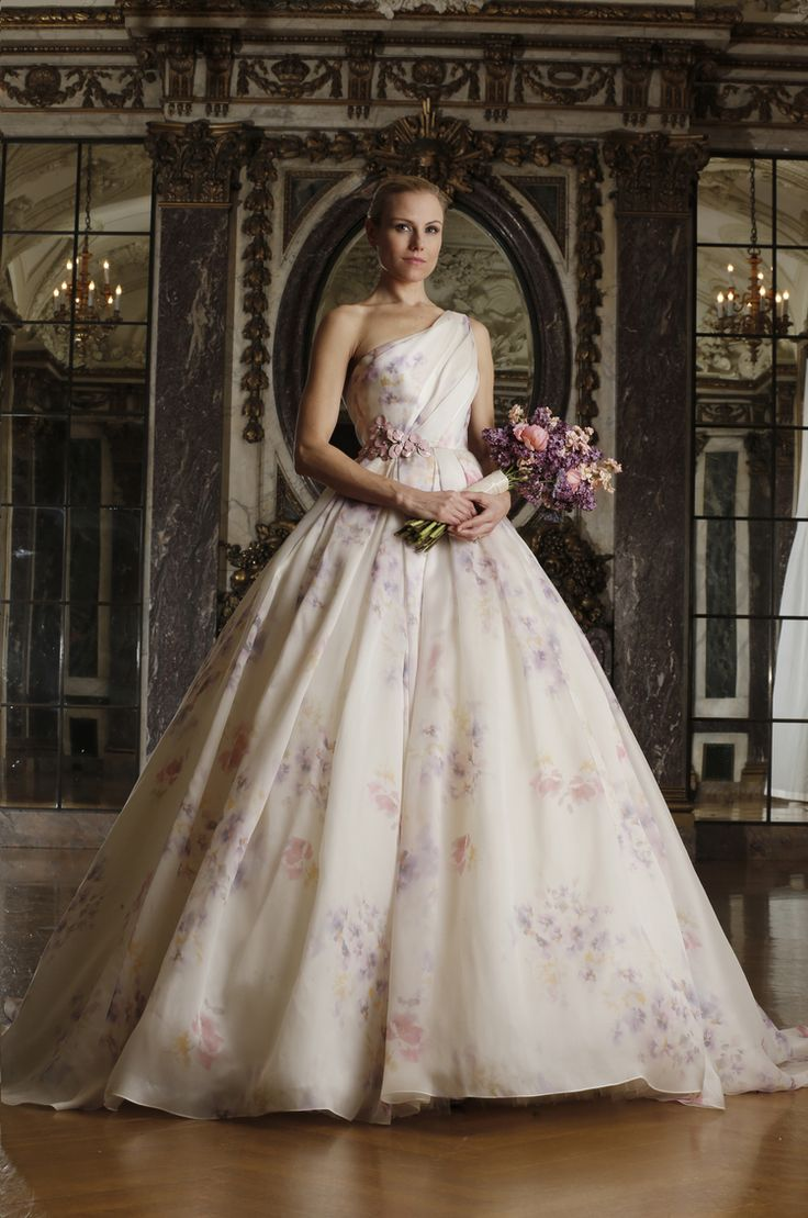 New  best Colored Wedding dresses images on Pinterest Wedding dressses Marriage and Wedding gowns