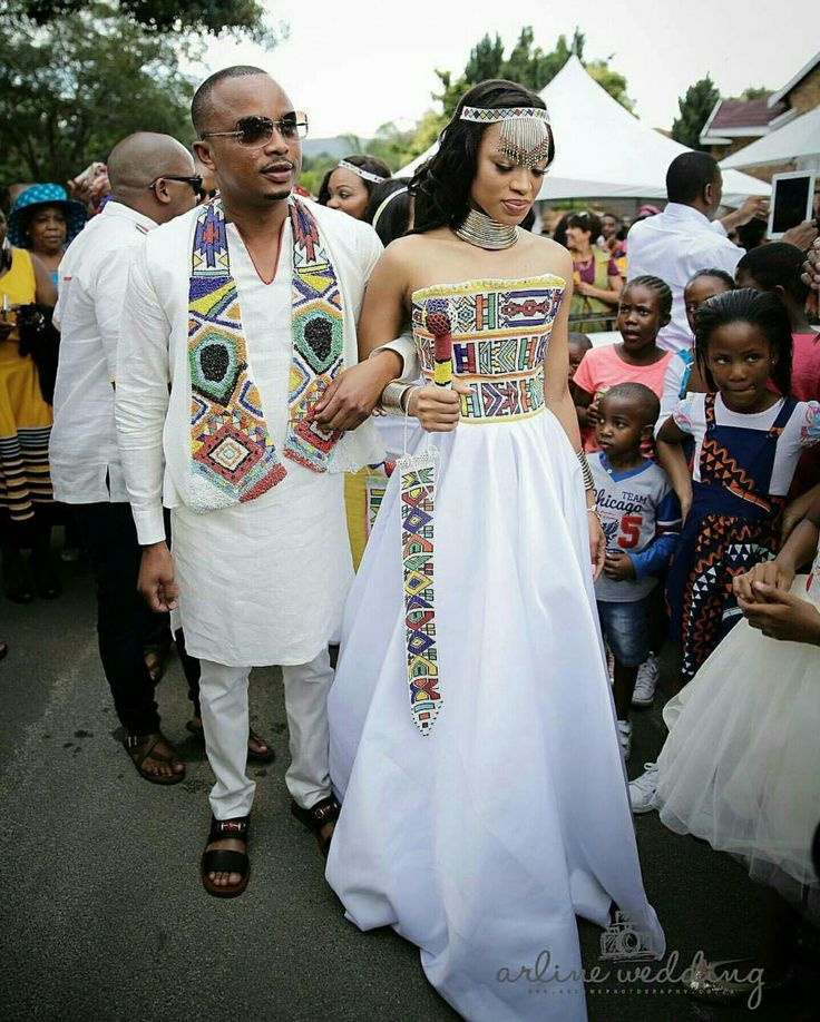 traditional ndebele wedding