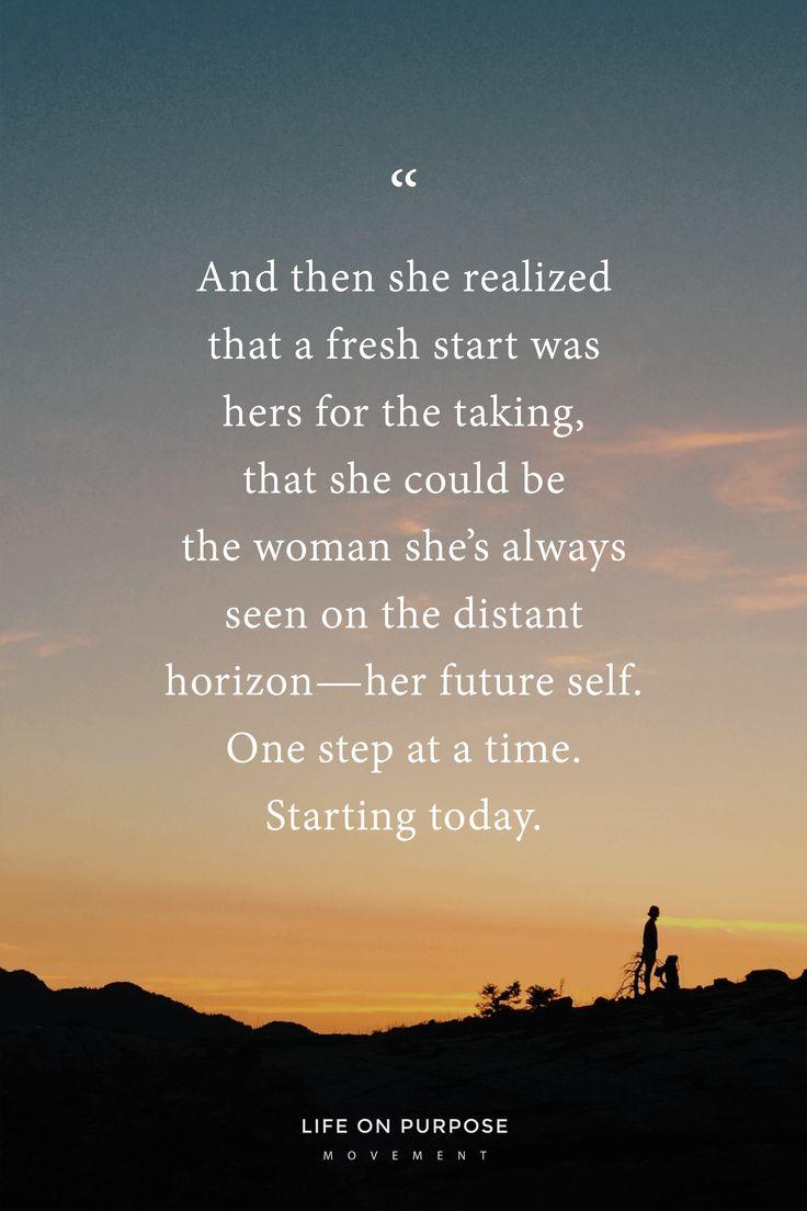 quotes empowering fresh start help