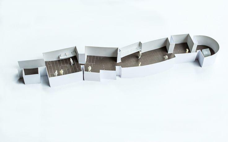Galería de Exposición VIKINGOS / Rocamora Arquitectura - 17